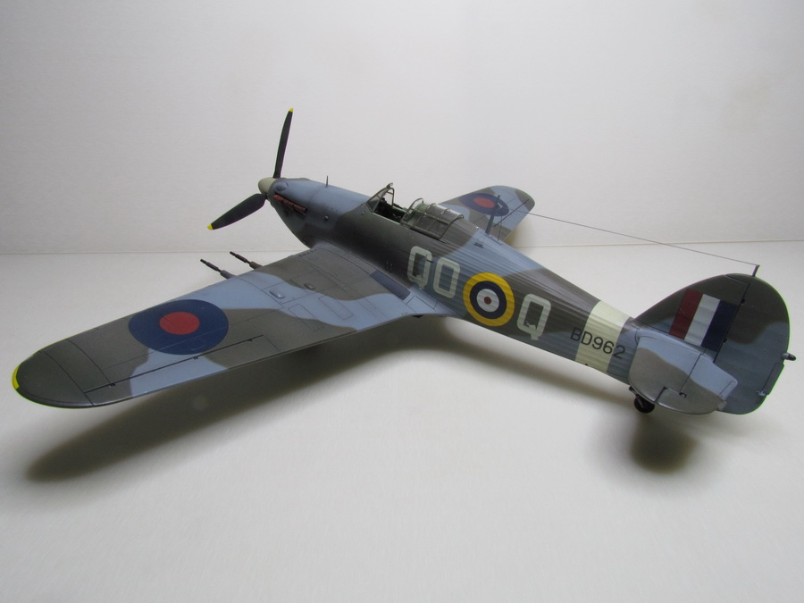 Hurricane Mk IIC 118