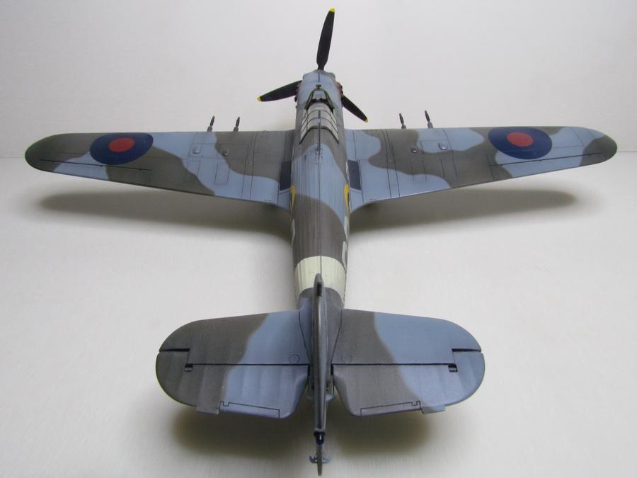 Hurricane Mk IIC 120