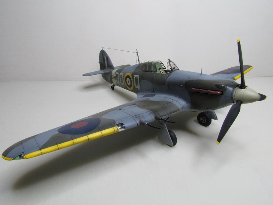 Hurricane Mk IIC 125