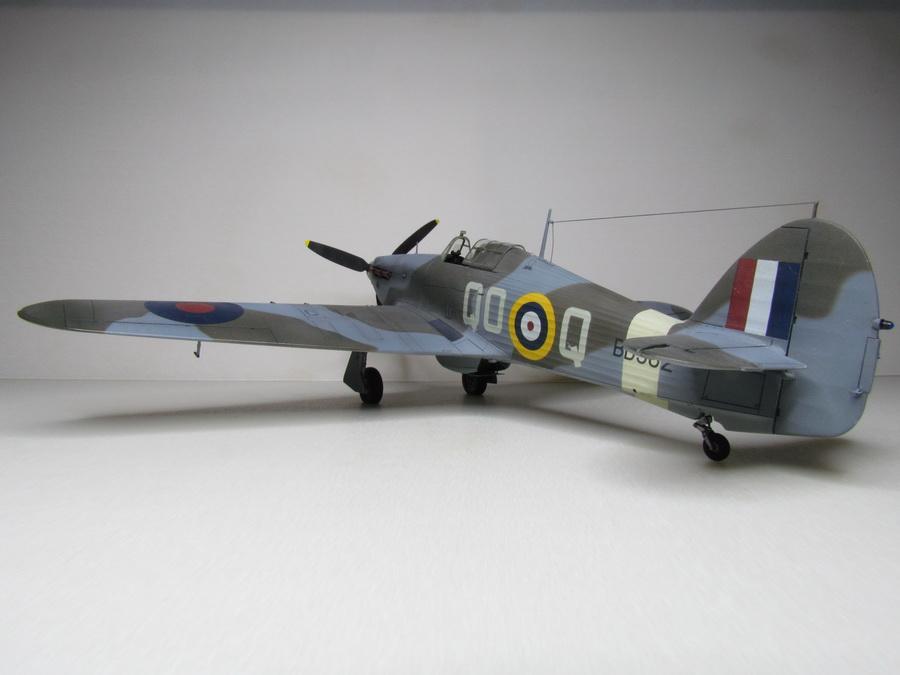 Hurricane Mk IIC 133