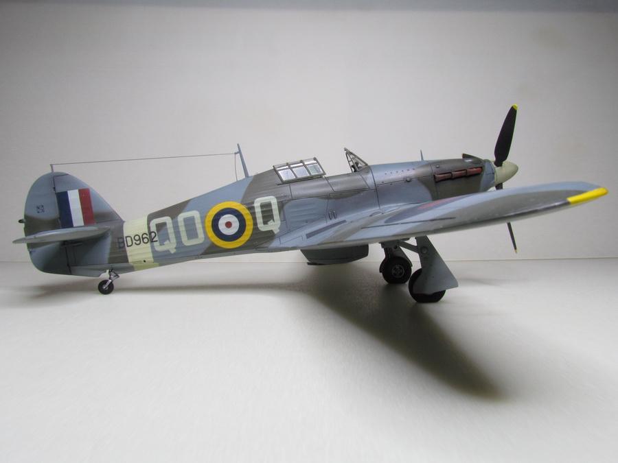 Hurricane Mk IIC 137