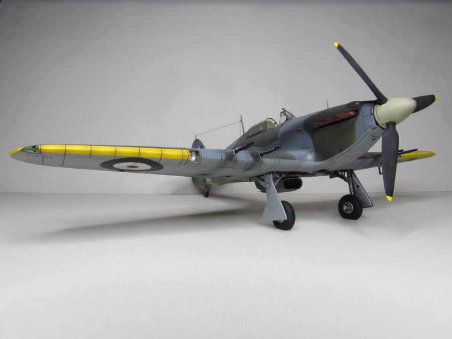 Hurricane Mk IIC 139