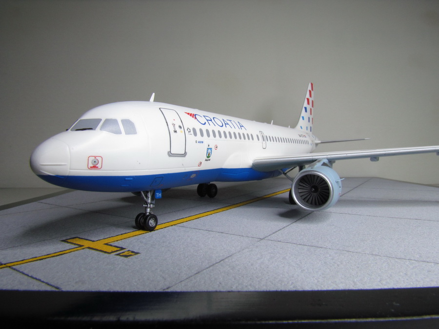 Airbus A 319 113