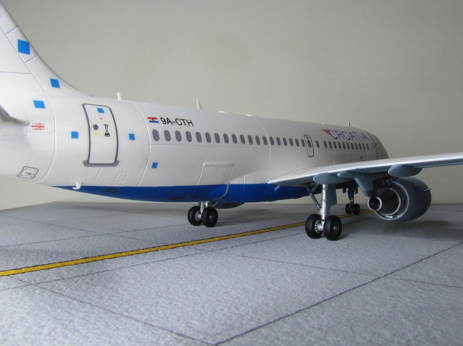 Airbus A 319 118