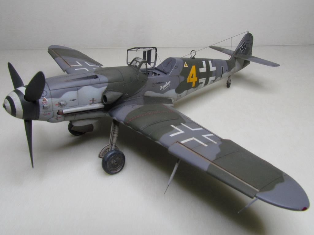 Messerschmitt Bf109K-4 131