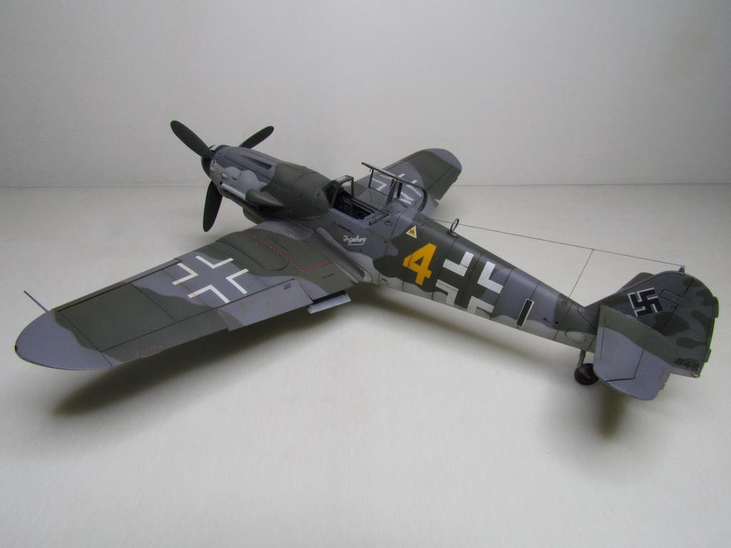 Messerschmitt Bf109K-4 133
