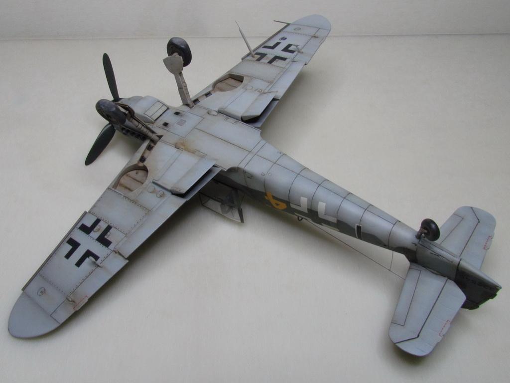 Messerschmitt Bf109K-4 145