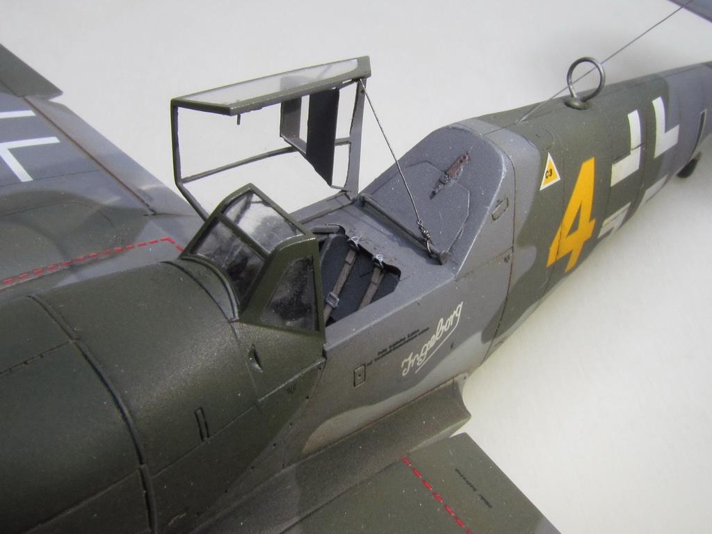 Messerschmitt Bf109K-4 149