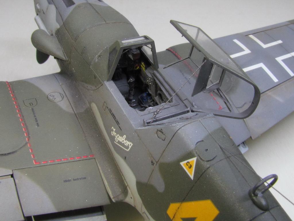 Messerschmitt Bf109K-4 151