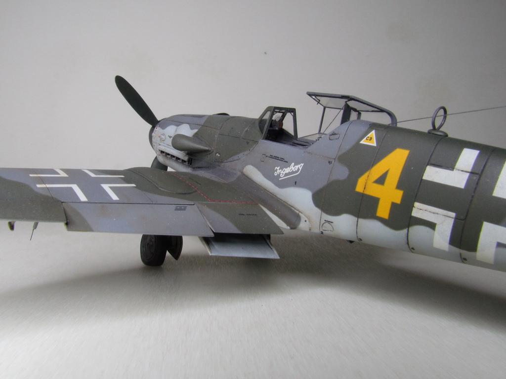 Messerschmitt Bf109K-4 155