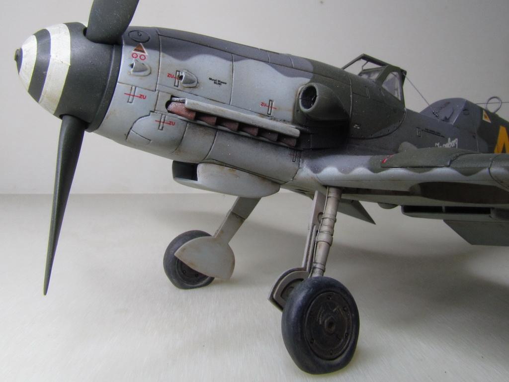 Messerschmitt Bf109K-4 156