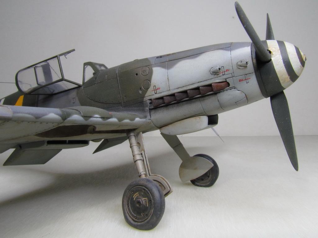 Messerschmitt Bf109K-4 157