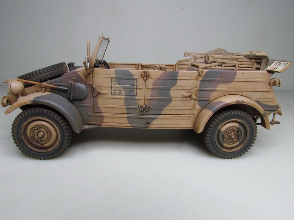 Pkw K1 Kübelwagen Type 82 077