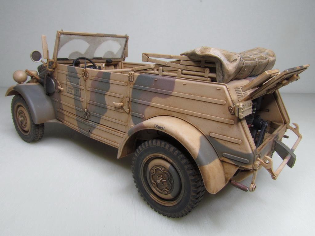 Pkw K1 Kübelwagen Type 82 078