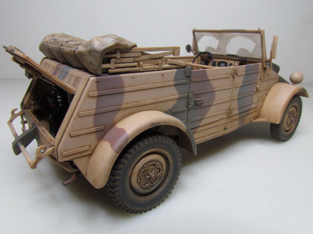 Pkw K1 Kübelwagen Type 82 082