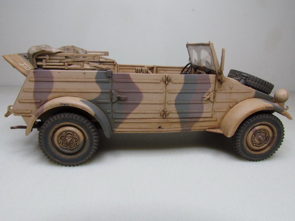 Pkw K1 Kübelwagen Type 82 083