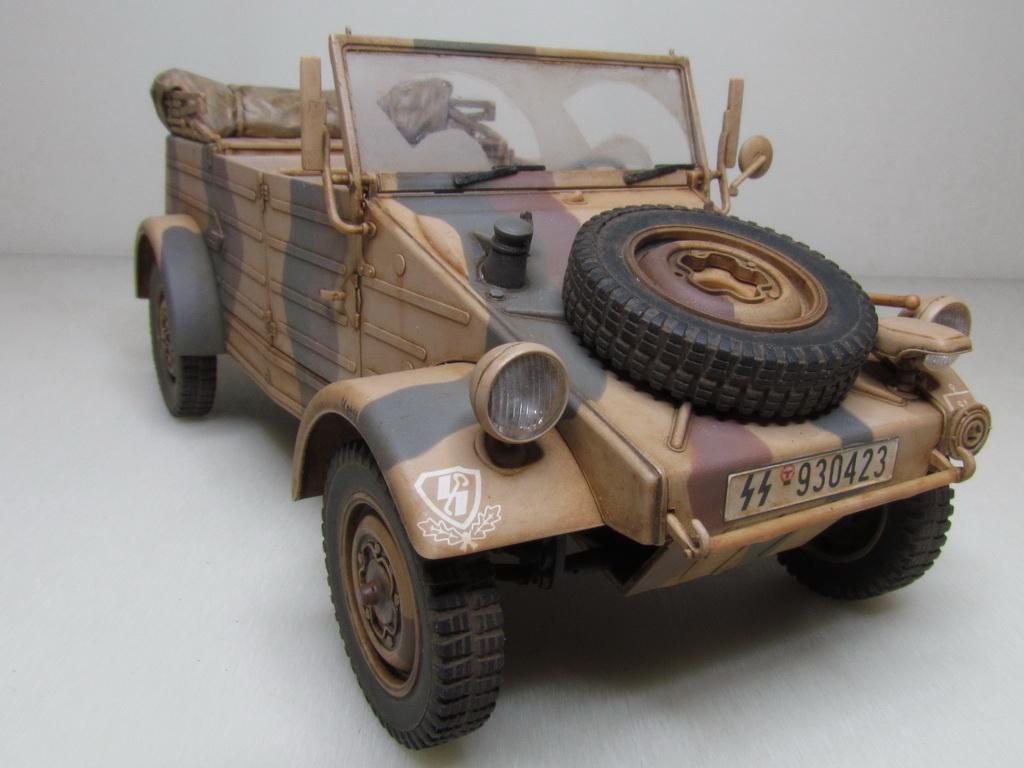 Pkw K1 Kübelwagen Type 82 085