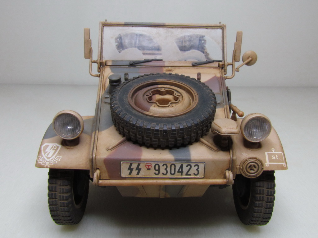 Pkw K1 Kübelwagen Type 82 086