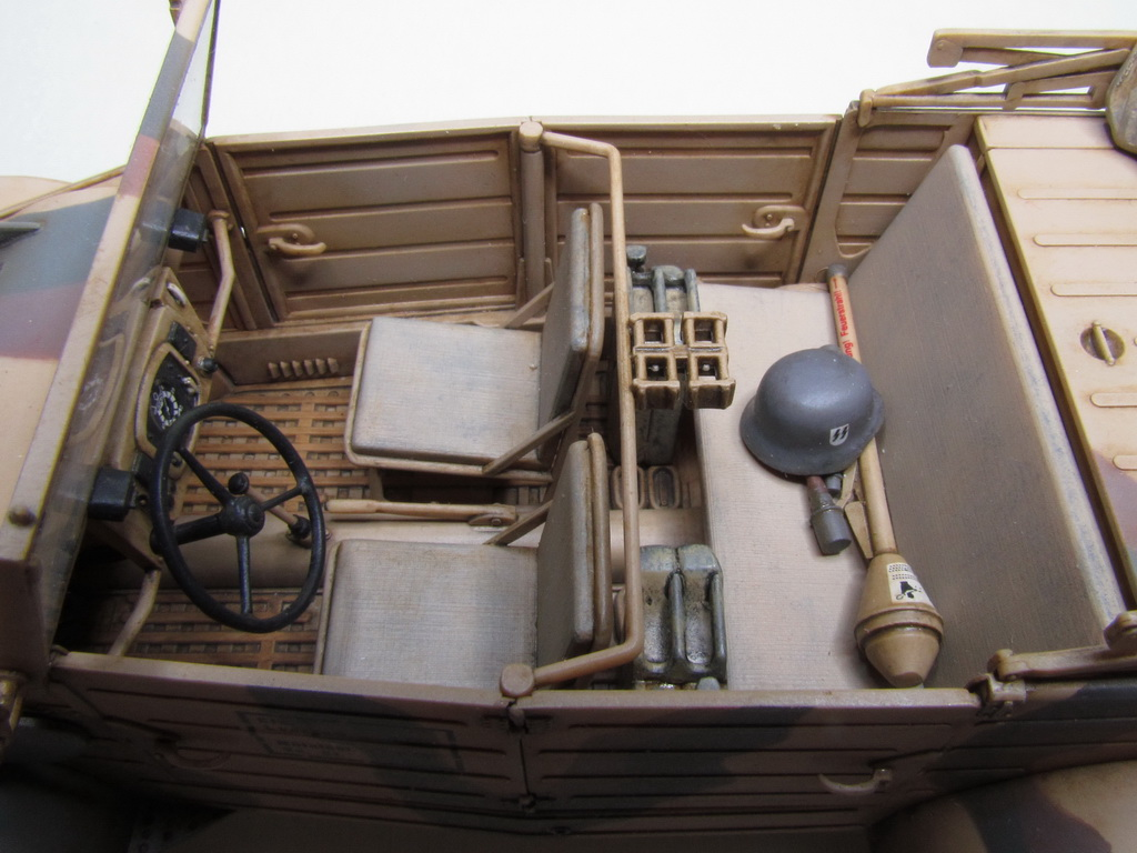 Pkw K1 Kübelwagen Type 82 092