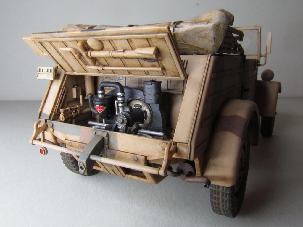 Pkw K1 Kübelwagen Type 82 095