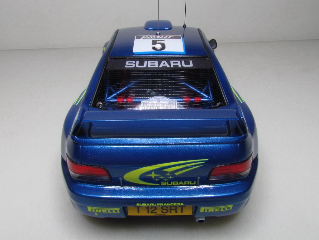 Subaru Impreza WRC '99 105