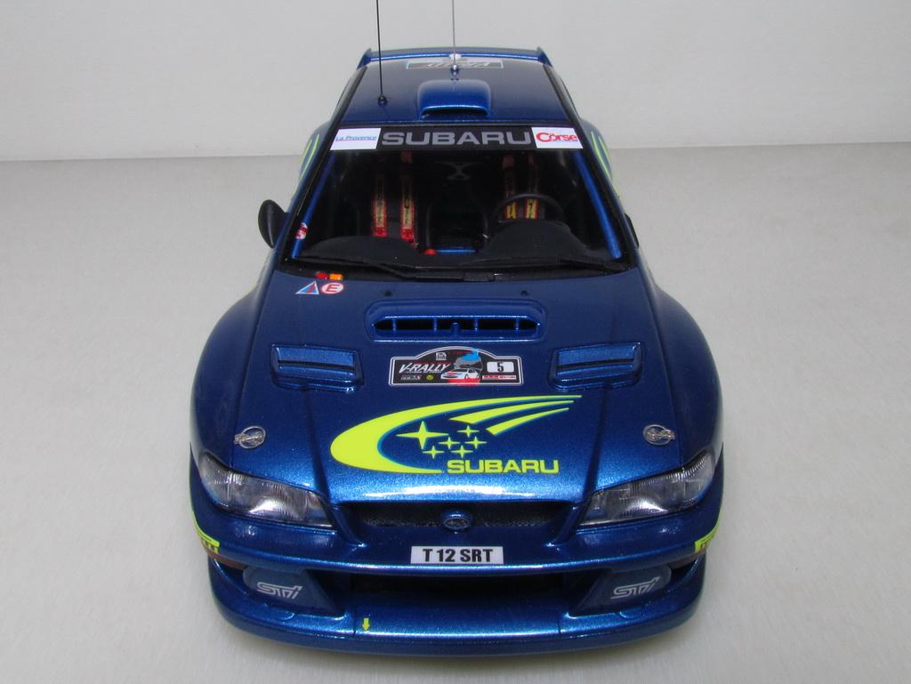 Subaru Impreza WRC '99 109