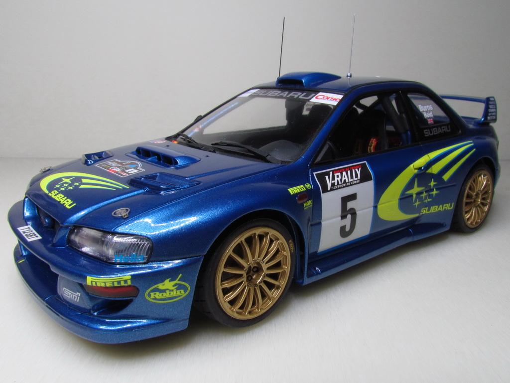 Subaru Impreza WRC '99 112