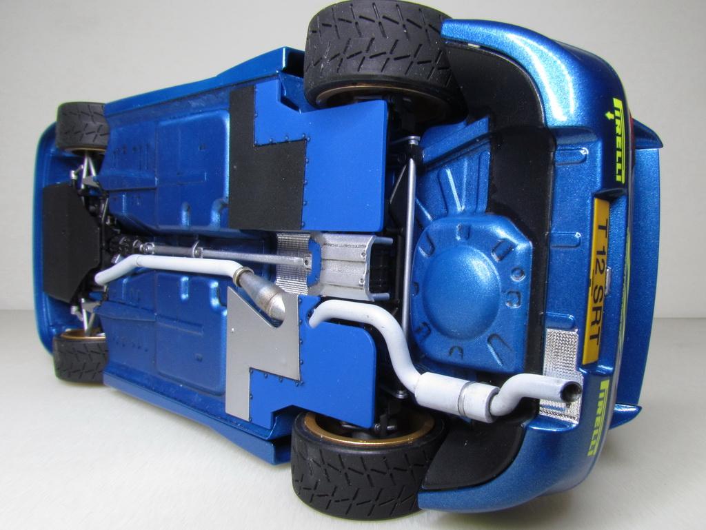 Subaru Impreza WRC '99 136