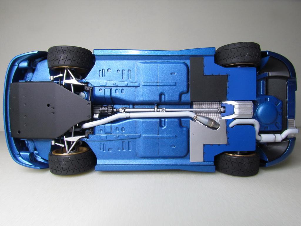 Subaru Impreza WRC '99 139