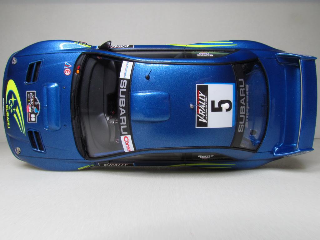 Subaru Impreza WRC '99 141