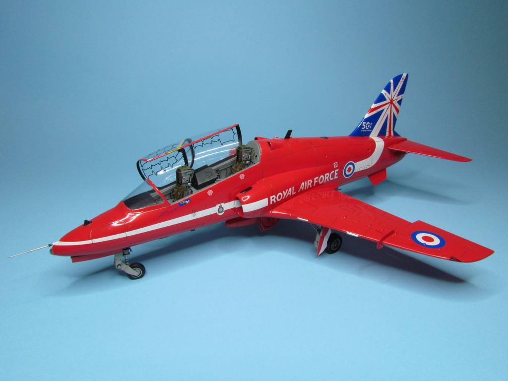 Red Arrows Hawk 087