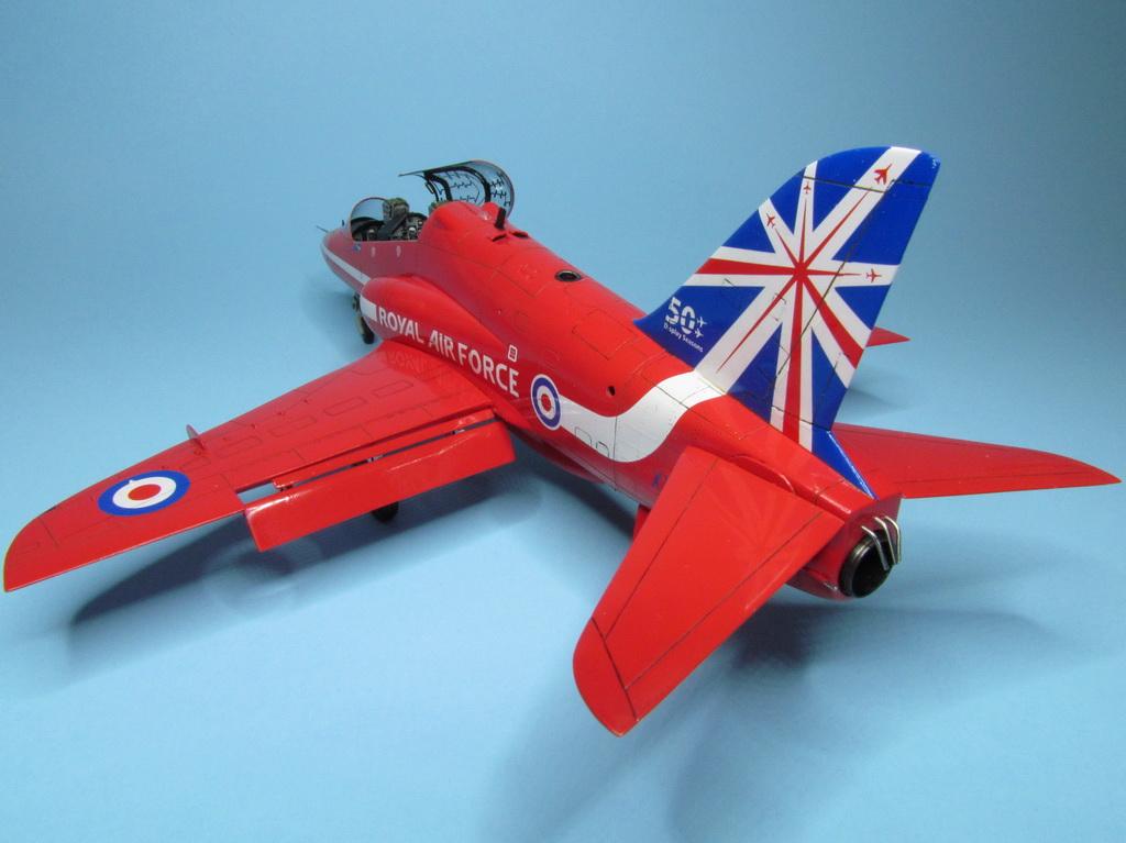 Red Arrows Hawk 089
