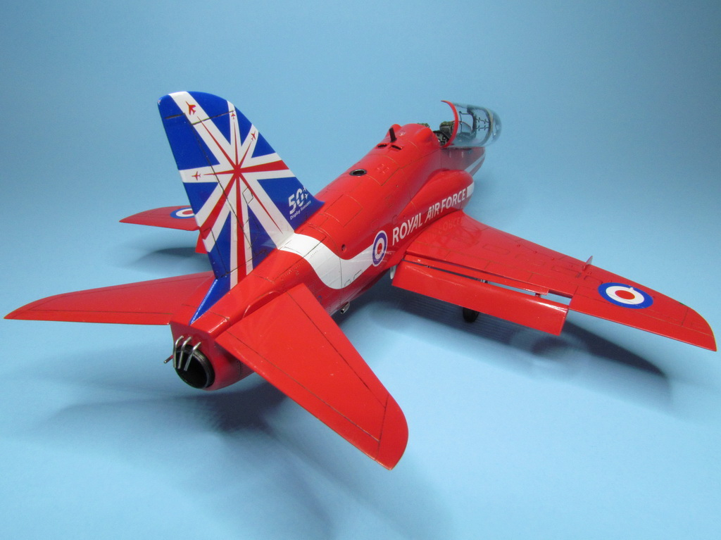 Red Arrows Hawk 090