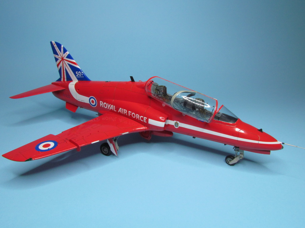 Red Arrows Hawk 092
