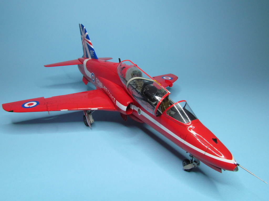 Red Arrows Hawk 093