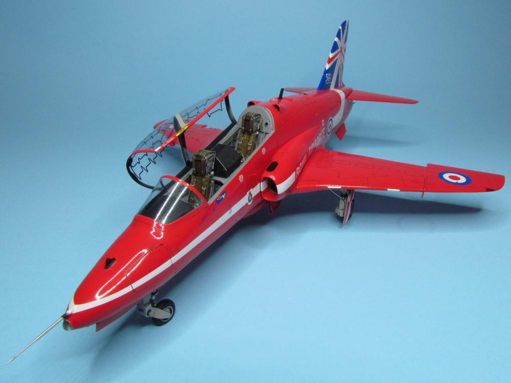 Red Arrows Hawk 094