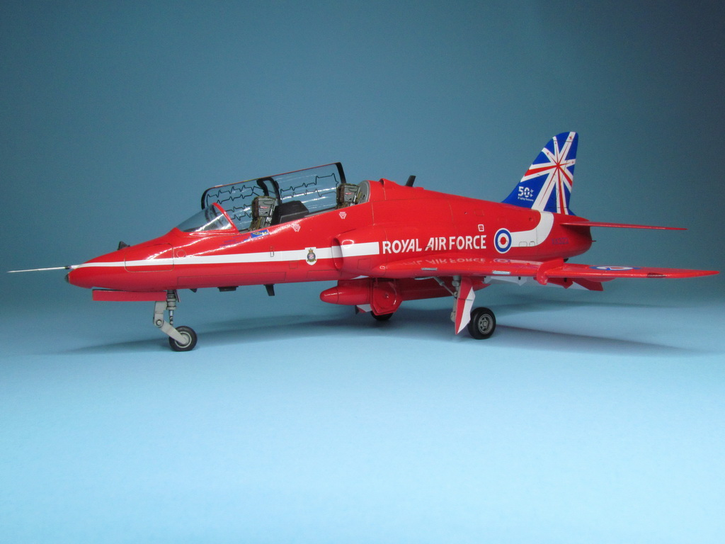 Red Arrows Hawk 095
