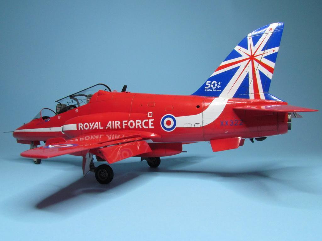 Red Arrows Hawk 096