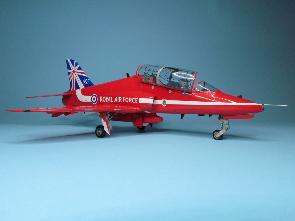 Red Arrows Hawk 098