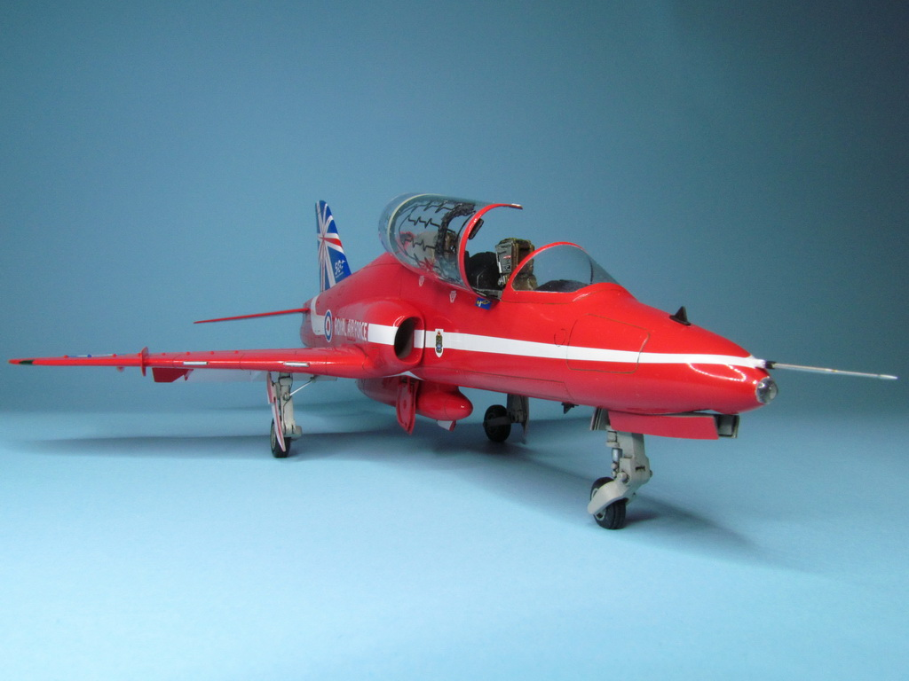 Red Arrows Hawk 099