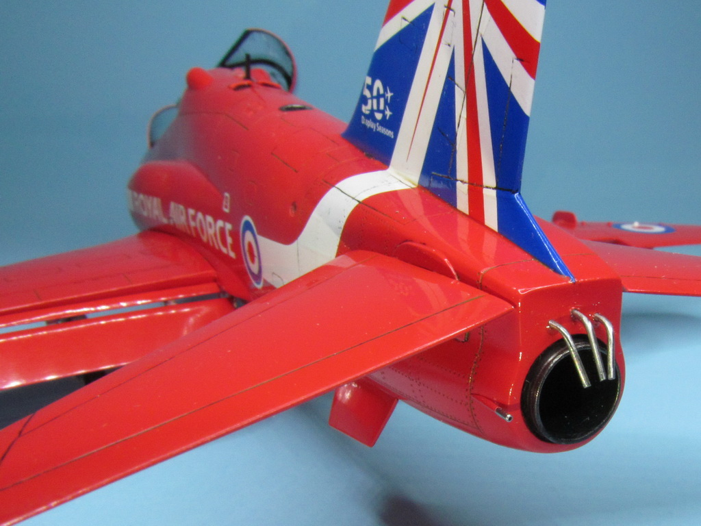 Red Arrows Hawk 103