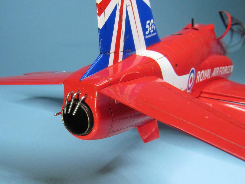 Red Arrows Hawk 104